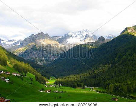 Alps in South Tirol
