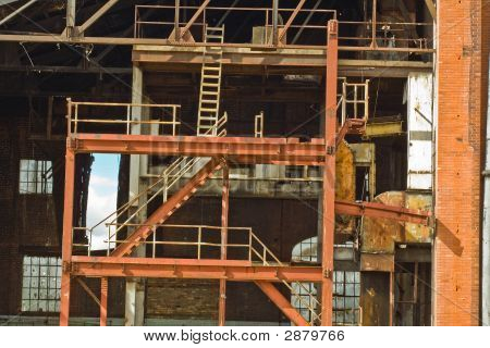 Abandon Electric Plant