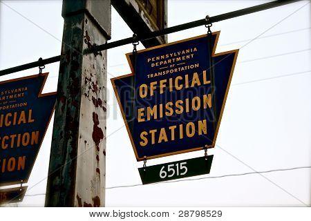 Official Emission Station