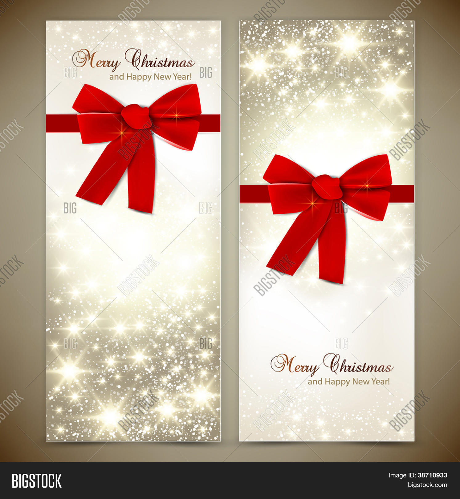 Greeting Cards Red Vector Photo Free Trial Bigstock