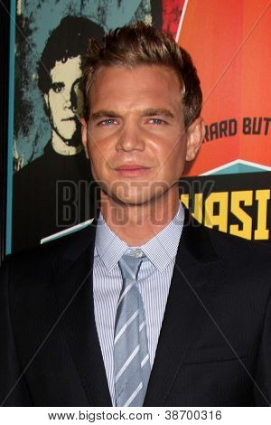LOS ANGELES - OCT 18:  Taylor Handley arrives at  the