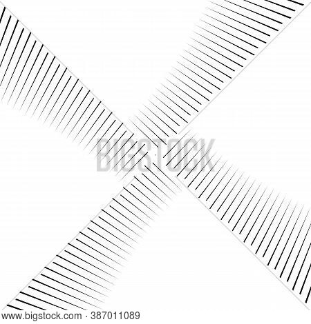 Diagonal Striped Illustration. Repeated Black Slanted Lines Background. Surface Pattern Design With