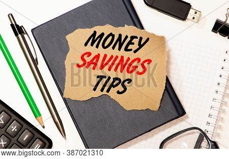 Male Hand Placing A Block With Word Money On Top Of A Blocks With Words Money Savings Tips. Beautifu