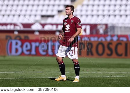 Torino, Italy. 26th September 2020. Karol Linetty Of Torino Fc   During The  Serie A Match  Between