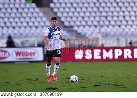 Torino, Italy. 26th September 2020. Ruslan Malinovskyj Of  Atalanta Bergamasca Calcio During The Ser