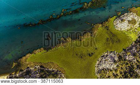 Skadar The Biggest Lake In Small European Country Montenegro