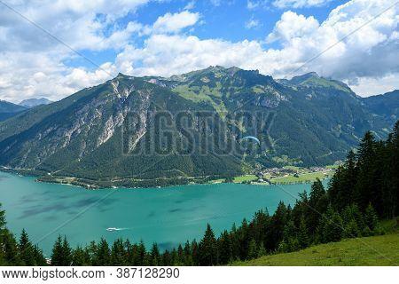 Lake Achensee Tyrol Austria Urlaub In