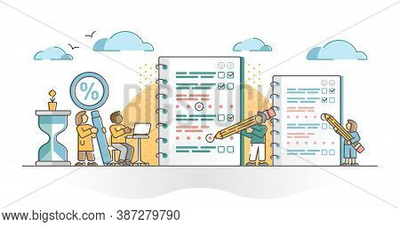 Survey Analysis From Customer Satisfaction Feedback Reports Outline Concept. Research Question From
