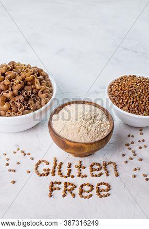 Gluten-free Products - Buckwheat Groats, Buckwheat Flour, Buckwheat Pasta