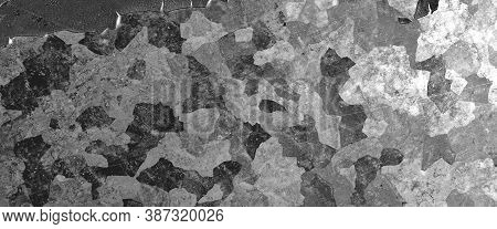 Grey Army Background. Watercolour Camouflage Pattern. Army Textile. Abstract Combat Illustration. Ar