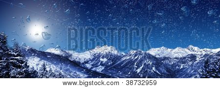 Mountain Drops