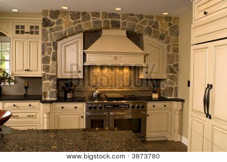 High End Kitchen