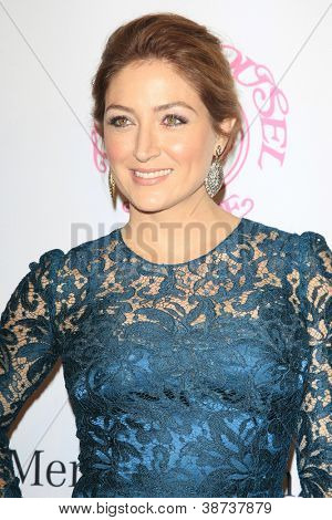 BEVERLY HILLS - OCT 20:  Sasha Alexander at the 26th Carousel Of Hope Ball at The Beverly Hilton Hotel on October 20, 2012 in Beverly Hills, California
