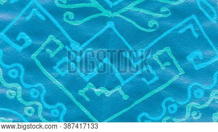 Victorian Flowers. Sea Folklore Design. Moroccan Batik. Malachite Victorian Style. Turquoise Mehndi