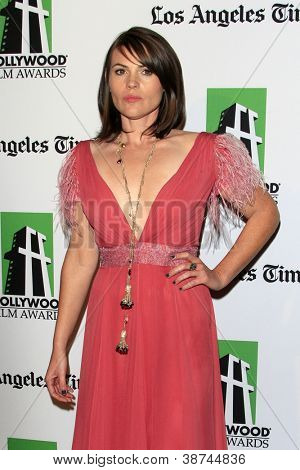 LOS ANGELES - OCT 22:  Clea Duvall arrives at  the 2012 Hollywood Film Festival Gala at Beverly Hilton Hotel on October 22, 2012 in Beverly Hills, CA