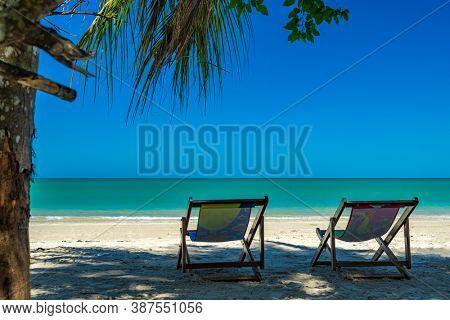 White Sand Beach (Pak Weep Beach) in Khao Lak Thailand