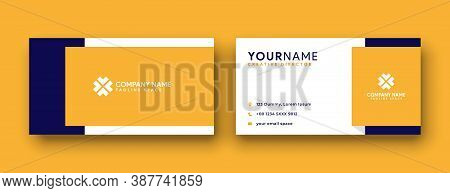 Business card . Business card design . Yellow color business card ideas . Business cards Template . Modern Business card template design . editable business card design . double sided business card template . new business cards design collection