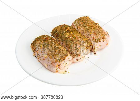 Semi-finished Poultry Meat.