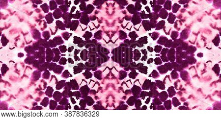 Seamless Cobra Pattern. Python Leather Wild Surface. Trendy Zoo Wallpaper. Pink And White Rapport. R