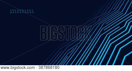 Technology background . modern technology background design concept . modern futuristic technology background . blue hi tech background . technology background with blue color . technology background images . technology background vector