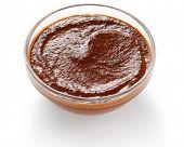 mole sauce, mexican cuisine poster
