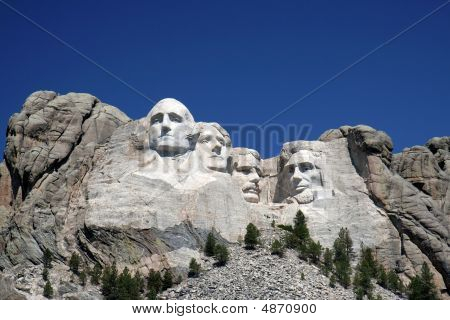 Mount Rushmore- American National Monument