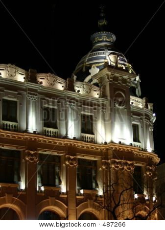 Post Office - Valencia