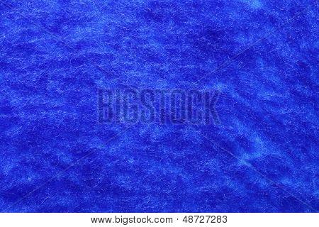 Blue Background Closeup