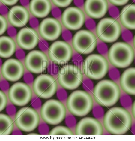 Generated Fractal Pattern For Background
