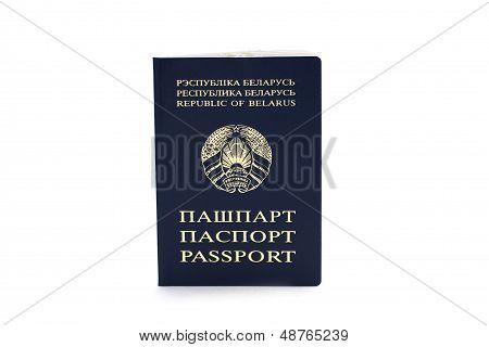 Belarussian passport
