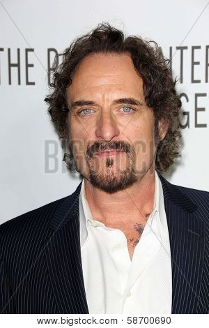 Kim Coates at the Paley Center for Media 2013 Benefit Gala, 20th Century Fox Studios, Los Angeles, CA 10-16-13