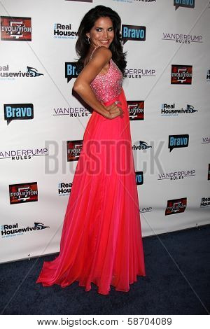 Joyce Giraud de Ohoven at the Real Housewives of Beverly Hills Season 4 Party and Vanderpump Rules Season 2 Party, Blvd. 3, Hollywood, CA 10-23-13
