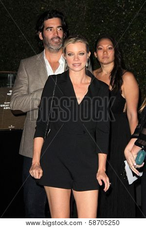Carter Oosterhouse and Amy Smart at the Macallan Masters of Photography Featuring Elliott Erwitt, Leica Gallery, Los Angeles, CA 10-24-13