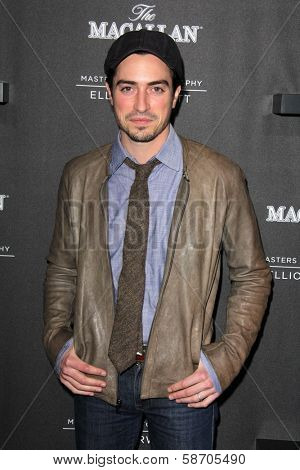 Ben Feldman at the Macallan Masters of Photography Featuring Elliott Erwitt, Leica Gallery, Los Angeles, CA 10-24-13