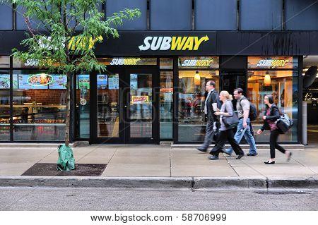 Chicago Subway Store