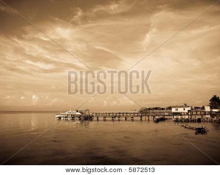 Belize Dawn