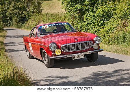 Vintage Car Volvo P 1800 S