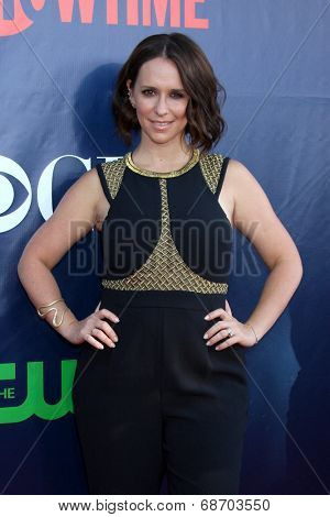 LOS ANGELES - JUL 17:  Jennifer Love Hewitt at the CBS TCA July 2014 Party at the Pacific Design Center on July 17, 2014 in West Hollywood, CA