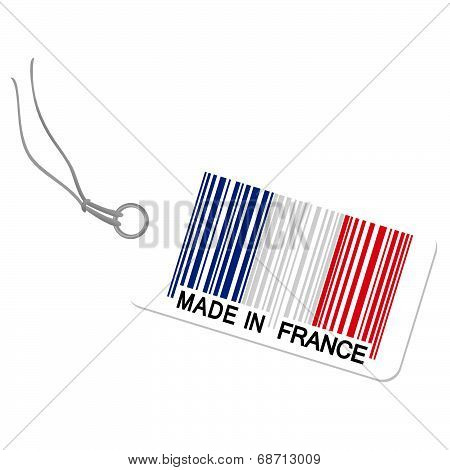 Hangtag With Made In France