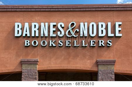 Barnes And Noble Store Exterior