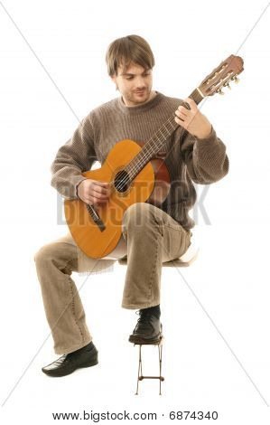 Professional Classical Guitarist