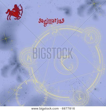 Sagittarius zodiak