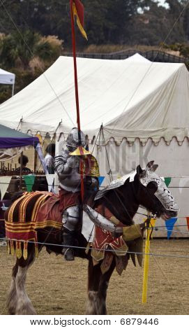 Preparing For The Joust