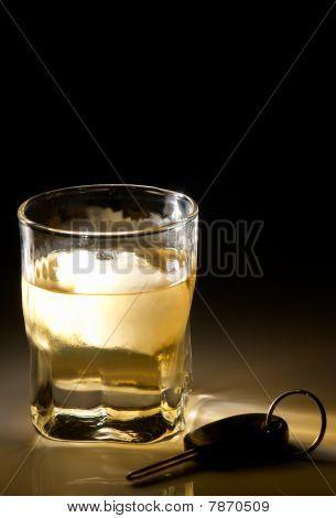 Getränk fahren