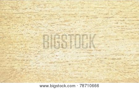 Light beige wood texture background. Natural pattern swatch template.