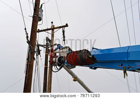 High Voltage Work