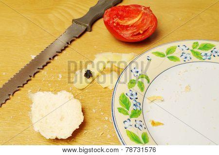 Scrap Food
