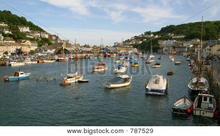 Looe Harbour