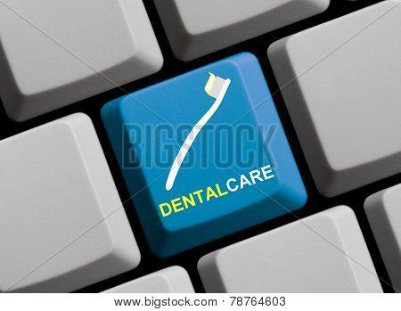 Computer Keyboard: Dental care