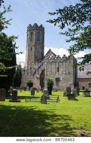 Old St.mary's Church.clonmel